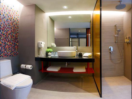 宜必思尚品曼谷素坤逸康福酒店(Ibis Styles Bangkok Sukhumvit Phra Khanong)標準房