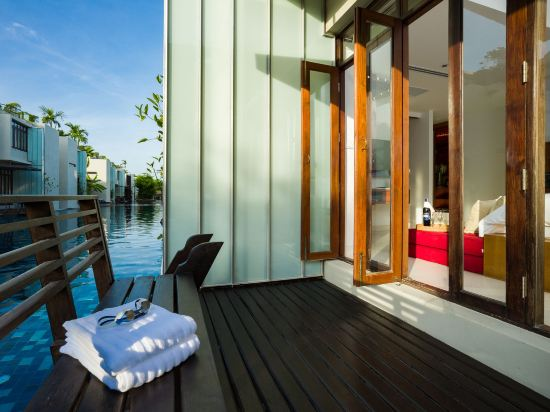 華欣阿爾弗里斯科露天海景度假酒店(Let's Sea Hua Hin Al Fresco Resort)亞庫奇套房(直通泳池)