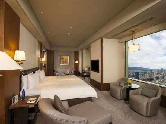 香格里拉台北遠東國際大飯店(Shangri-La's Far Eastern Plaza Hotel Taipei)超豪華客房