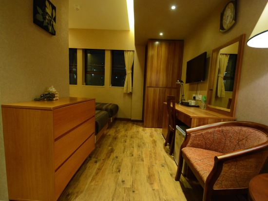香港雲浦酒店(VP Hotel)高級房