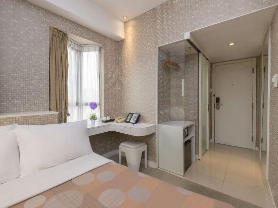 香港海景絲麗酒店(Silka Seaview Hotel)標準房