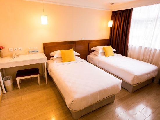 澳萊英京酒店(Ole London Hotel)標準雙床房