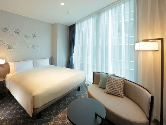 格拉斯麗首爾酒店(Hotel Gracery Seoul)標準大床房