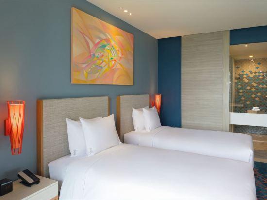 華欣瓦納納瓦假日酒店&度假村(Holiday Inn Resort Vana Nava Hua Hin)海景雙床房