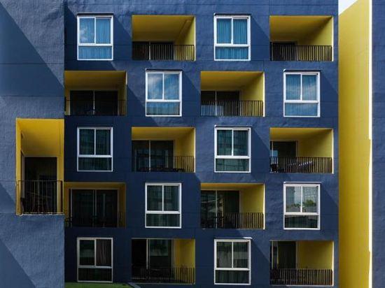 曼谷利特公寓(LiT BANGKOK Residence)外觀