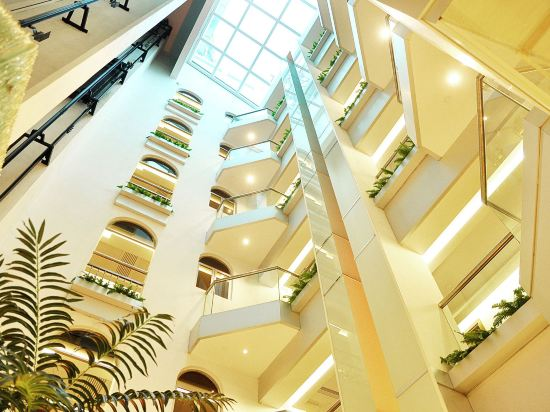 澳門東望洋酒店(Hotel Guia)公共區域