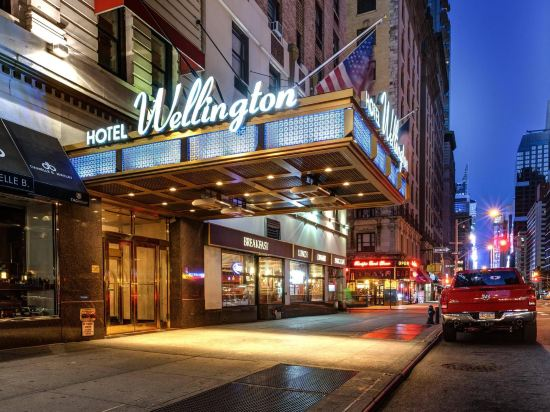 惠靈頓酒店(Wellington Hotel)外觀