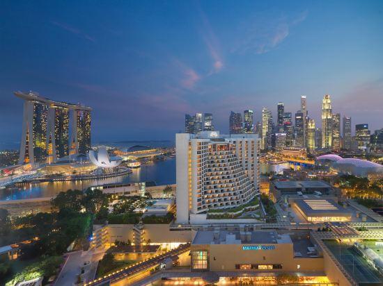 新加坡文華東方酒店(Mandarin Oriental, Singapore)行政樓層城市房