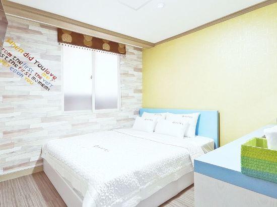 G酒店(G Hotel)標準雙人房