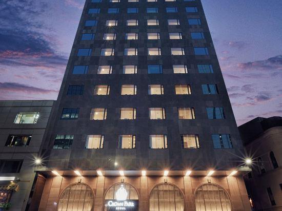 明洞皇冠公園酒店(Crown Park Hotel Seoul)外觀