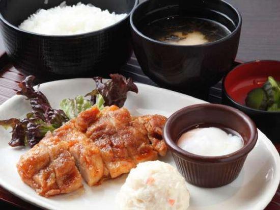 札幌站前里士滿酒店(Richmond Hotel Sapporo Ekimae)餐廳