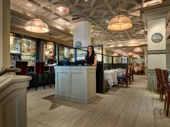 惠靈頓酒店(Wellington Hotel)餐廳