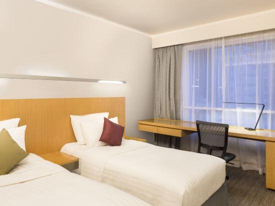 香港諾富特世紀酒店(Novotel Century Hong Kong)高級客房