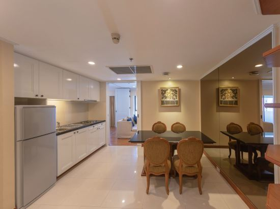 是隆中央酒店(Centre Point Silom)至尊套房