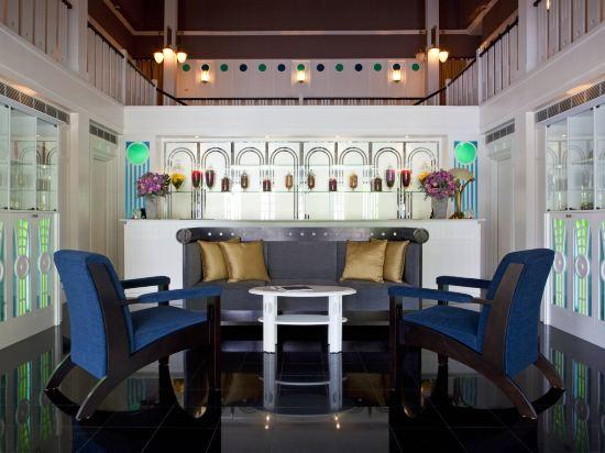 吉隆坡大華酒店 - 傲途格精選酒店(The Majestic Hotel Kuala Lumpur, Autograph Collection)餐廳