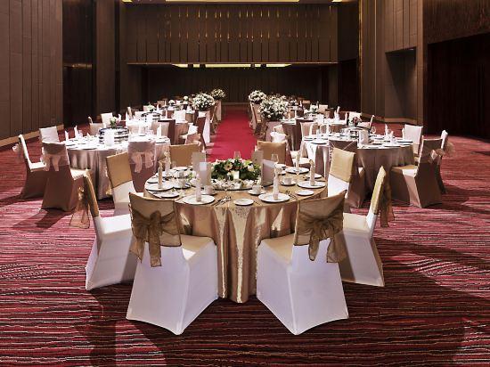 新山希爾頓逸林酒店(Doubletree by Hilton Johor Bahru)多功能廳