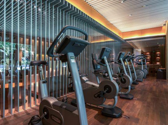 新加坡君悅大酒店(Grand Hyatt Singapore)健身房