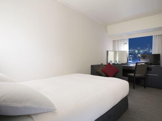日航酒店(Hotel Nikko Osaka)標準小型大床房