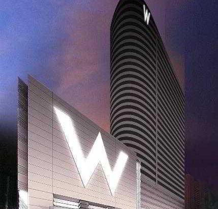 曼谷W酒店(W Bangkok Hotel)外觀