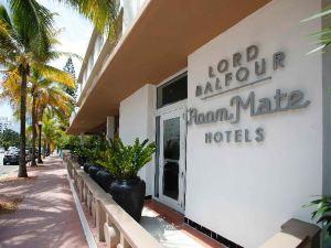 邁阿密海灘貝爾福勛爵室友酒店(Room Mate Lord Balfour Miami Beach)