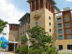 新加坡聖淘沙名勝世界新加坡Hard Rock酒店(Resorts World Sentosa–Hard Rock Hotel Singapore)