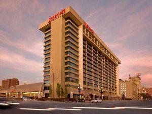 鹽湖城市中心萬豪酒店(Salt Lake City Marriott Downtown)