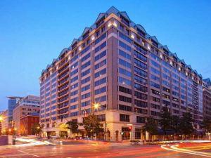 華盛頓格蘭德君悅酒店(Grand Hyatt Washington)