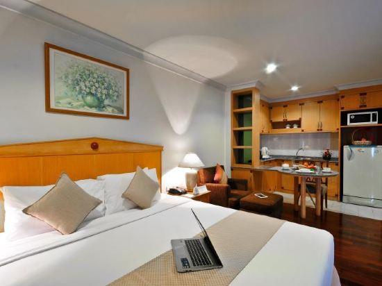 曼谷海軍上將套房酒店(Admiral Suites Bangkok)豪華一室房