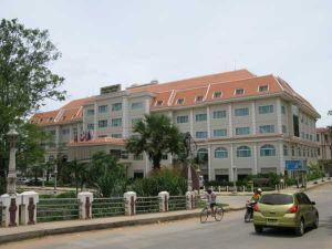 暹粒吳哥濱江酒店(Angkor Riviera Hotel Siem Reap)