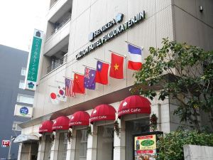 福岡天神高麗良宵卡爾頓酒店(Benikea Calton Hotel Fukuoka Tenjin)