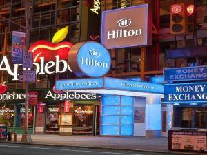 時代廣場希爾頓酒店(Hilton Times Square)