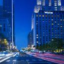 芝加哥密歇根大道威斯汀酒店(The Westin Michigan Avenue Chicago)
