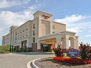 印第安納波利斯西北歡朋酒店 - 公園100(Hampton Inn Indianapolis Northwest - Park 100)