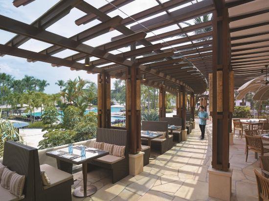 新加坡香格里拉聖淘沙度假酒店(Shangri-La's Rasa Sentosa Resort & Spa)餐廳