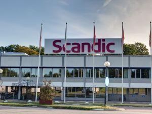 斯堪迪克林雪平瓦斯特酒店(Scandic Linköping Väst)