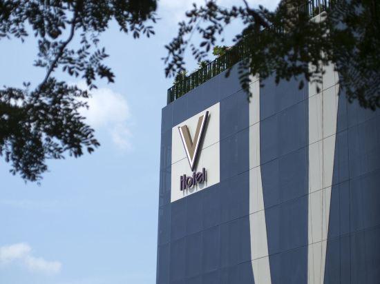 新加坡威大酒店 - 勞明達(V Hotel Lavender)外觀