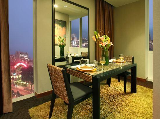 新加坡柏偉詩酒店(Park Regis Singapore)瑞吉房