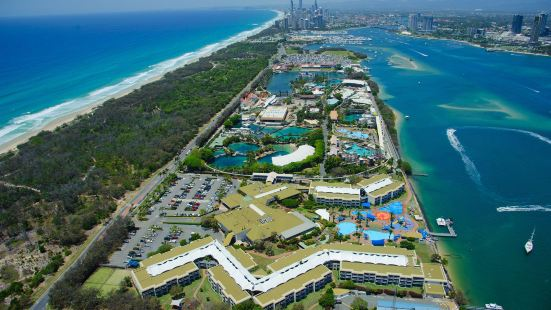 Sea World Resort Water Park Gold Coast