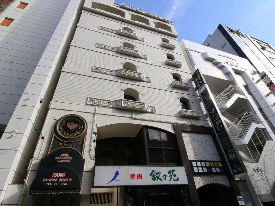 名古屋錦太陽酒店(Sun Hotel Nagoya Nishiki)外觀