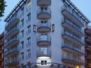 尼斯嗨帕克設計套房公寓式酒店(Hipark Design Suites Nice)