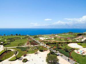 馬爾馬拉安塔利亞酒店(The Marmara Antalya)