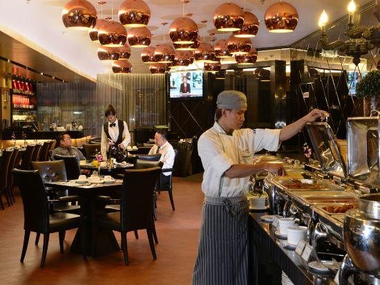 豪麗勝酒店(Horizon Hotel)餐廳