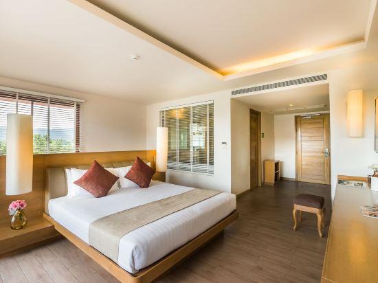 艾瑞斯華欣酒店(Ayrest Hua Hin Hotel)頂級豪華池景房