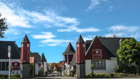 Camelot Motor Lodge Christchurch