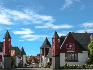 基督城柯萊特汽車旅館(Camelot Motor Lodge Christchurch)