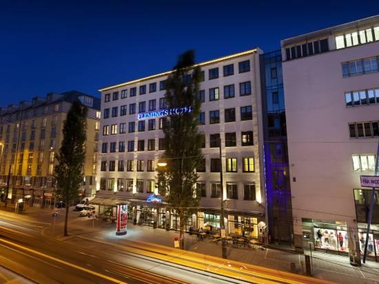 慕尼黑城弗萊明酒店