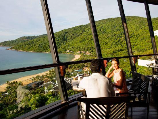 峴港洲際陽光半島度假酒店(InterContinental Danang Sun Peninsula Resort)海景行政露台套房