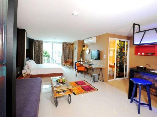 曼谷自我風格酒店(MeStyle Place Bangkok)公共區域