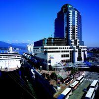 温哥華泛太平洋酒店酒店預訂