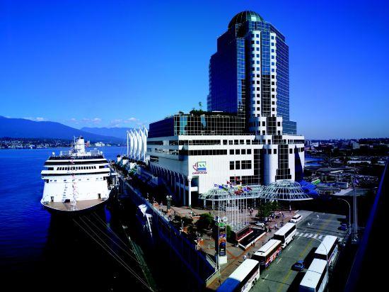 温哥華泛太平洋酒店(Pan Pacific Vancouver)外觀